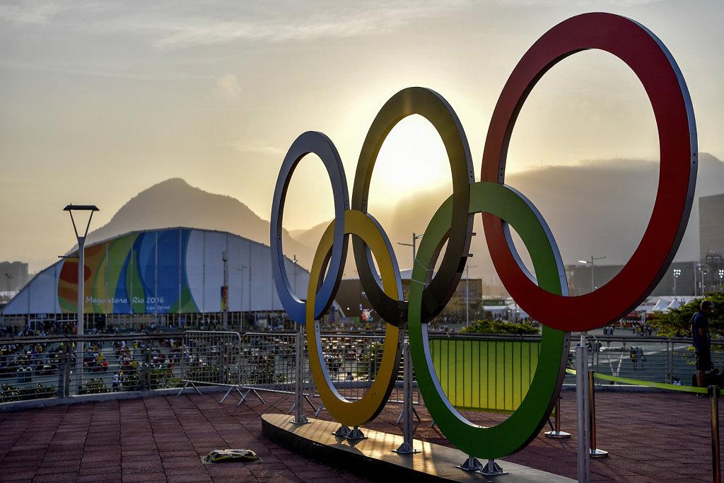 OL2016, Rio de Janeiro, Brasilien, Badminton